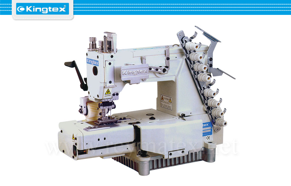 Maquina de coser industrial Kingtex cadeneta chainstitch reymatex españa portugal france italia