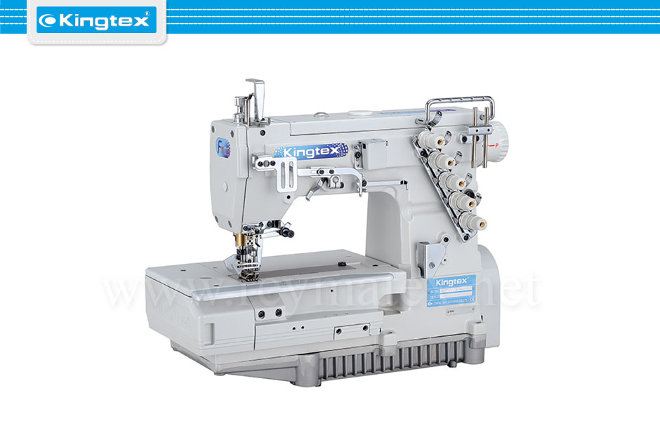 FT-7000-0-356M Maquina de coser recubridora industrial Kingtex interlock reymatex españa portugal france italia