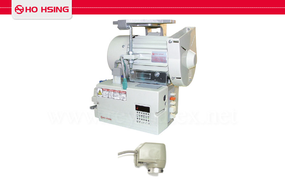 i-90C-4-66-220 0A7552I Servo motor for interlock machines with electric or pneumatic upper and lower thread trimmers and electric or pneumatic presser foot lifter. Includes external synchronizer. For Pegasus interlock machine. i-90C-4-66-220 0A7552I Motor servo de potencia 550w especial para recubridoras Pegasus y Sewmaq SW-562 con cortahilos superior e inferior y alzaprensatelas. Incluye sincronizador exterior.
