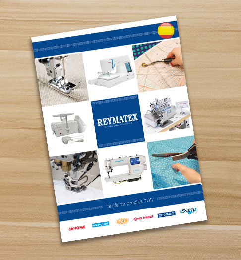 Downloads reymatex general catalogue 2017 sewmaq kingtex rasor comel Ho Hing Catálogo general reymatex 2017 Janome