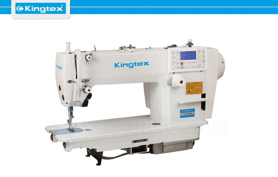Kingtex lockstitch machines. KLD-8510M reymatex españa portugal france italia. Máquina de coser industrial pespunte.
