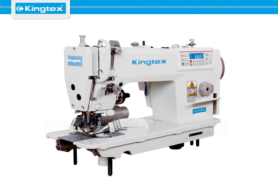 Kingtex lockstitch machines. KLD-8532M/Q reymatex españa portugal france italia. Máquina de coser industrial pespunte.