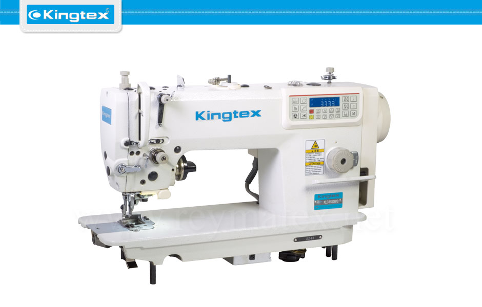 Kingtex lockstitch machines. KLD-8533M/Q reymatex españa portugal france italia. Máquina de coser industrial pespunte.